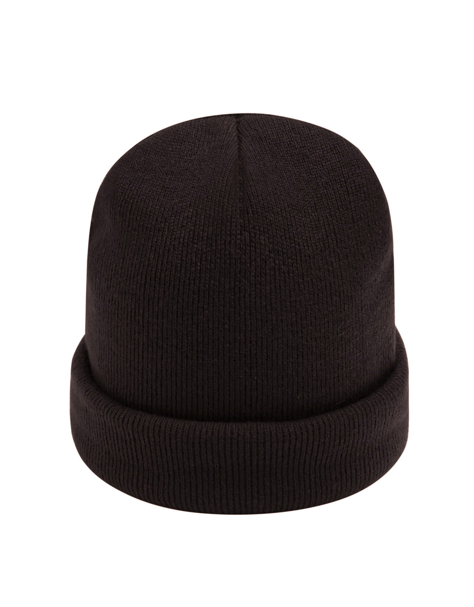 BEANIE DARK BROWN