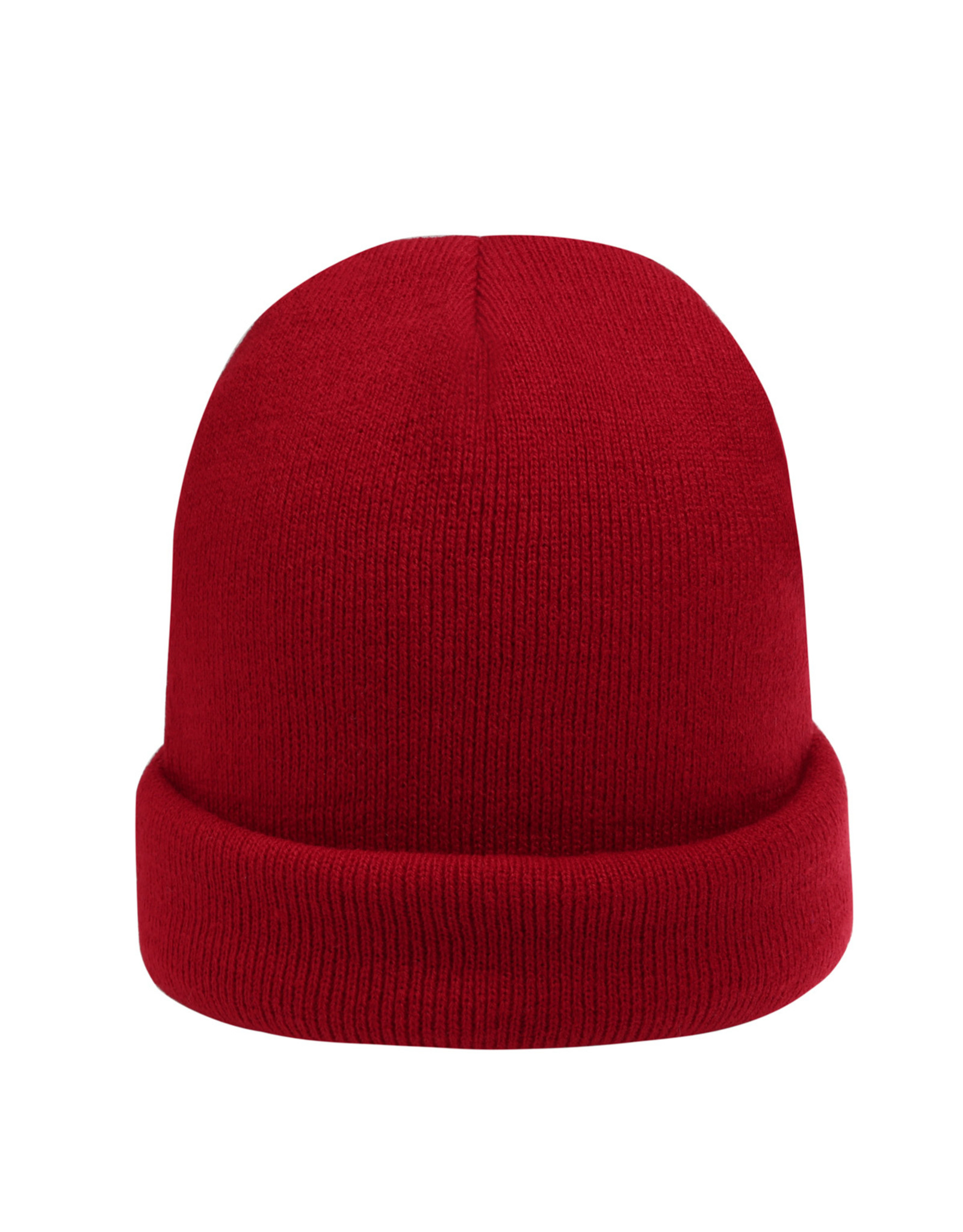 BEANIE DARK RED