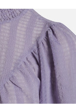 PUFF BLOUSE LILAC