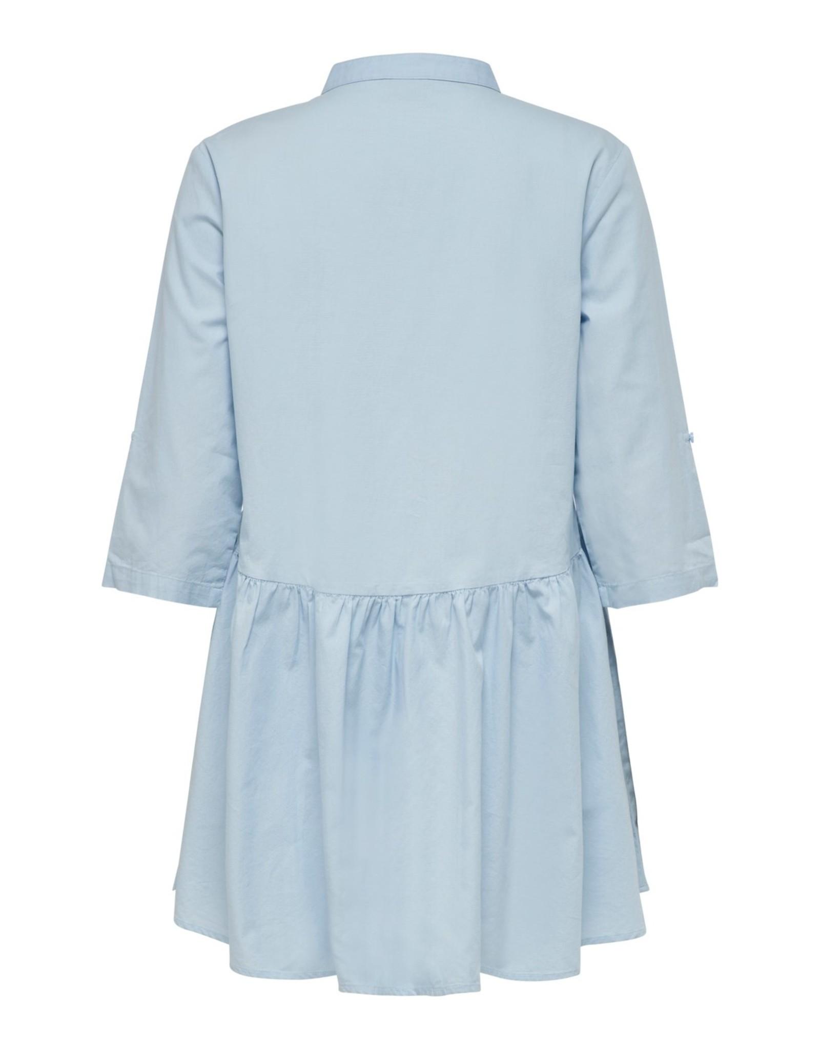 CAM DRESS BABY BLUE