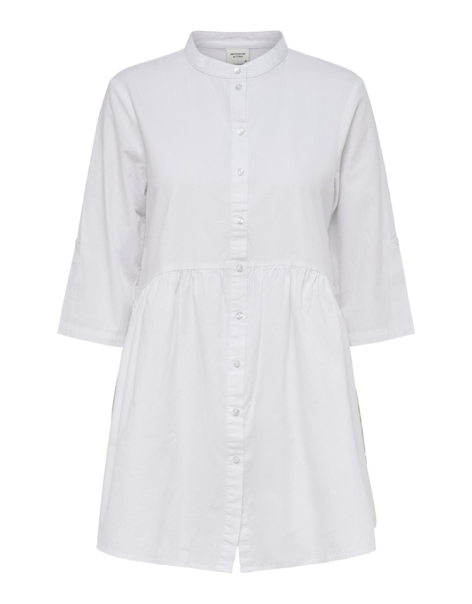 CAM DRESS WHITE