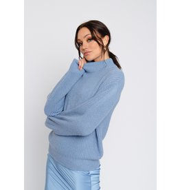 MELINA KNIT BLUE