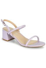 HEELED SANDALS LILAC