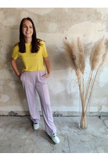MEGAN TROUSERS LILAC