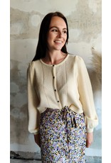 PULLOVER ROSE SOFT YELLOW