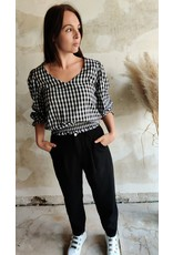 MEGAN TOP BLACK