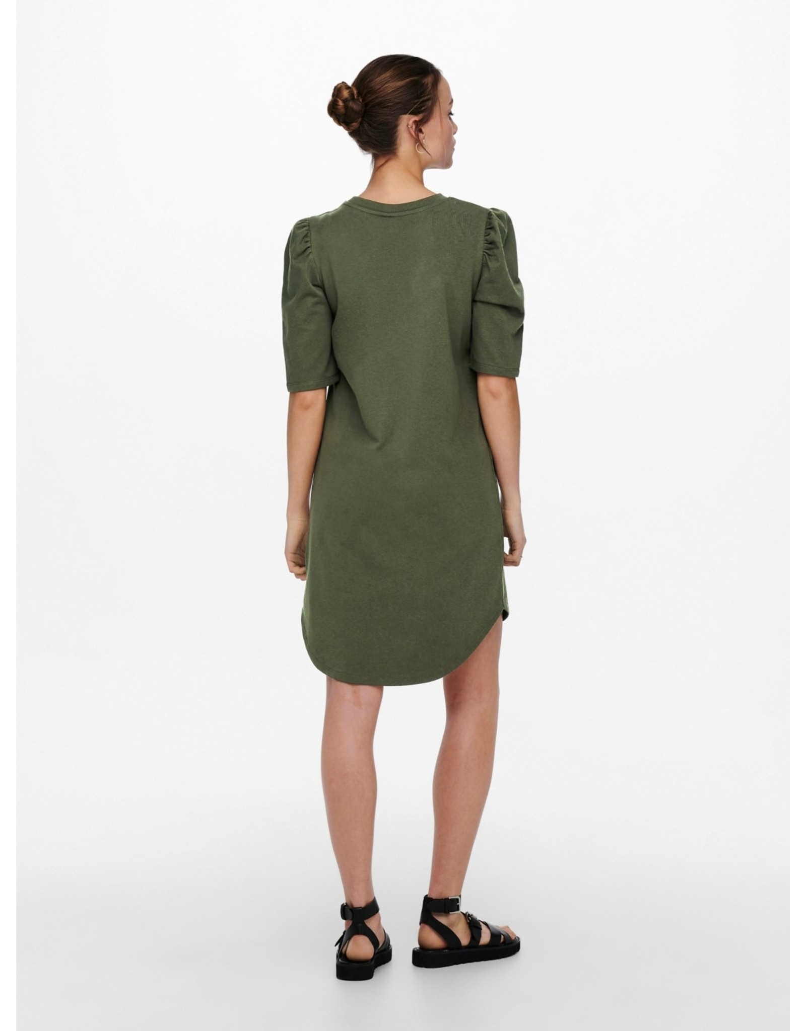 IVY DRESS KHAKI