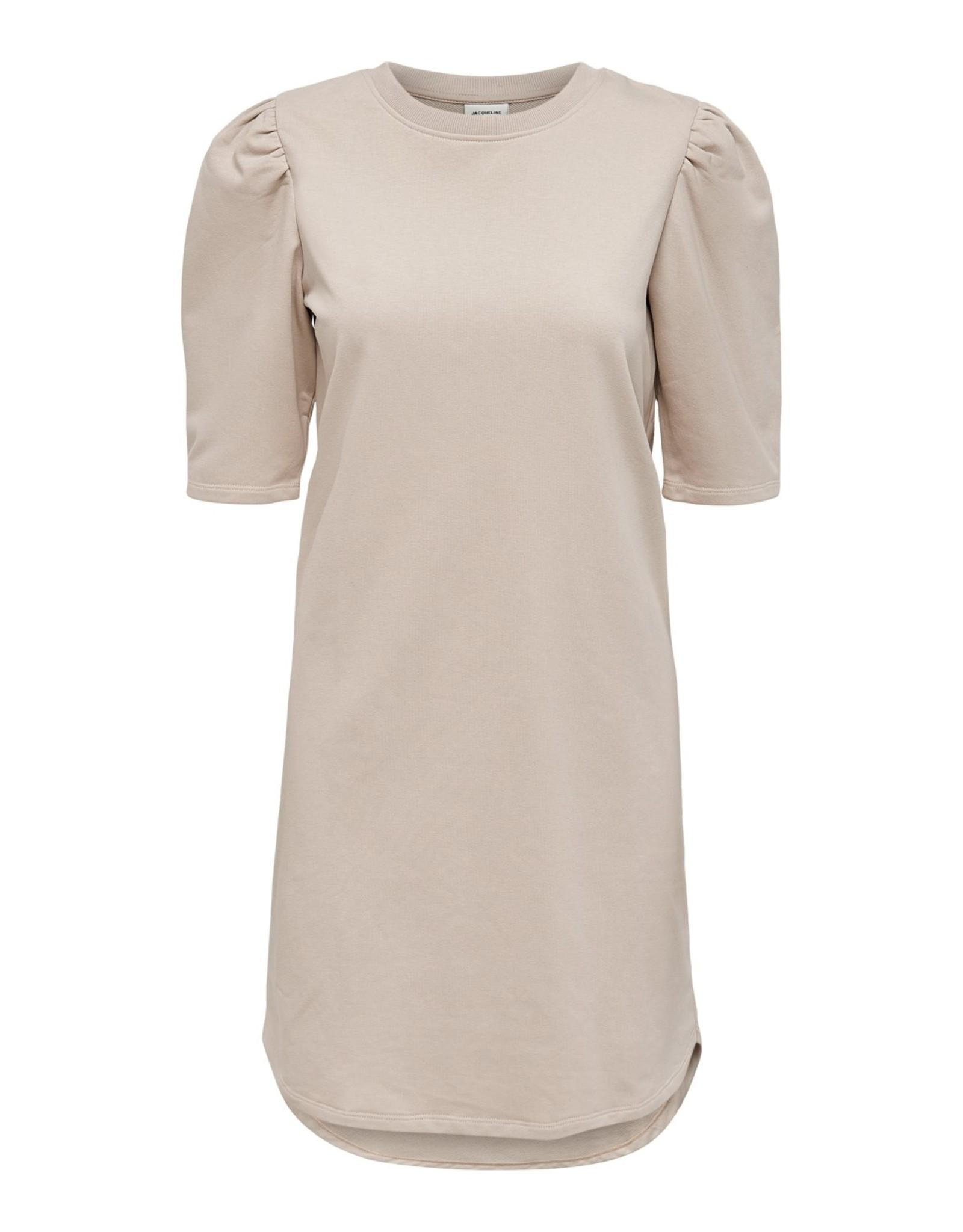 IVY DRESS BEIGE