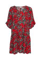 WOSSI DRESS RED