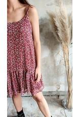 JENNIE SHORT DRESS FLORAL