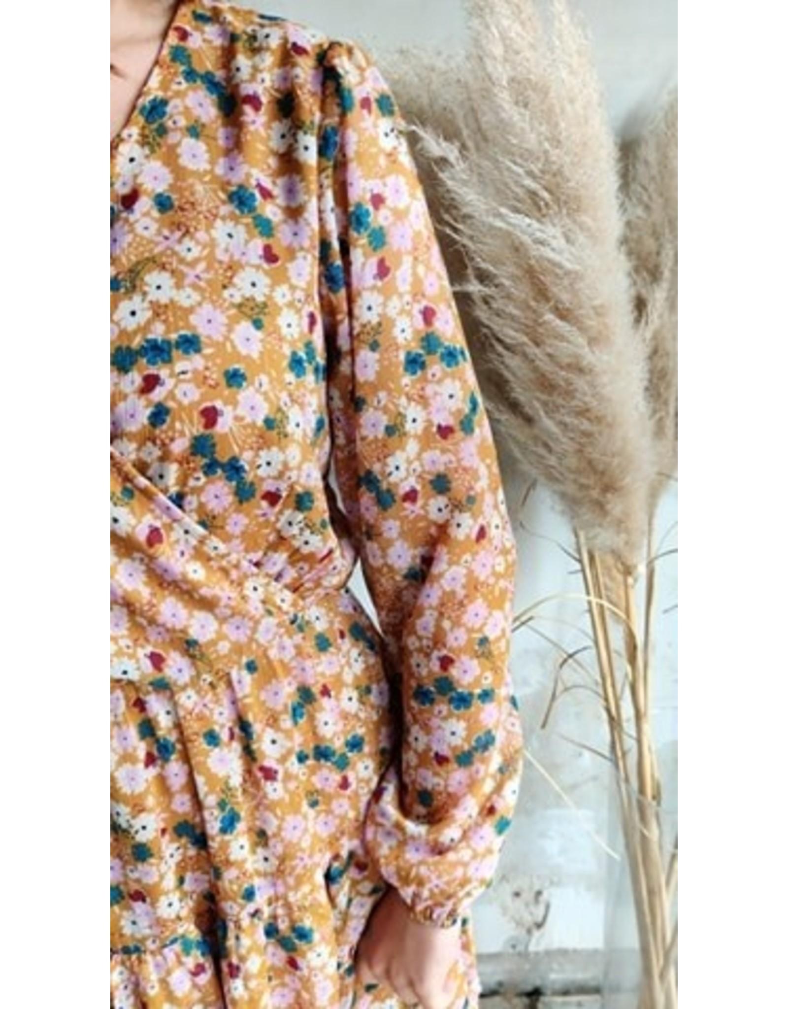 PENELOPE DRESS YELLOW