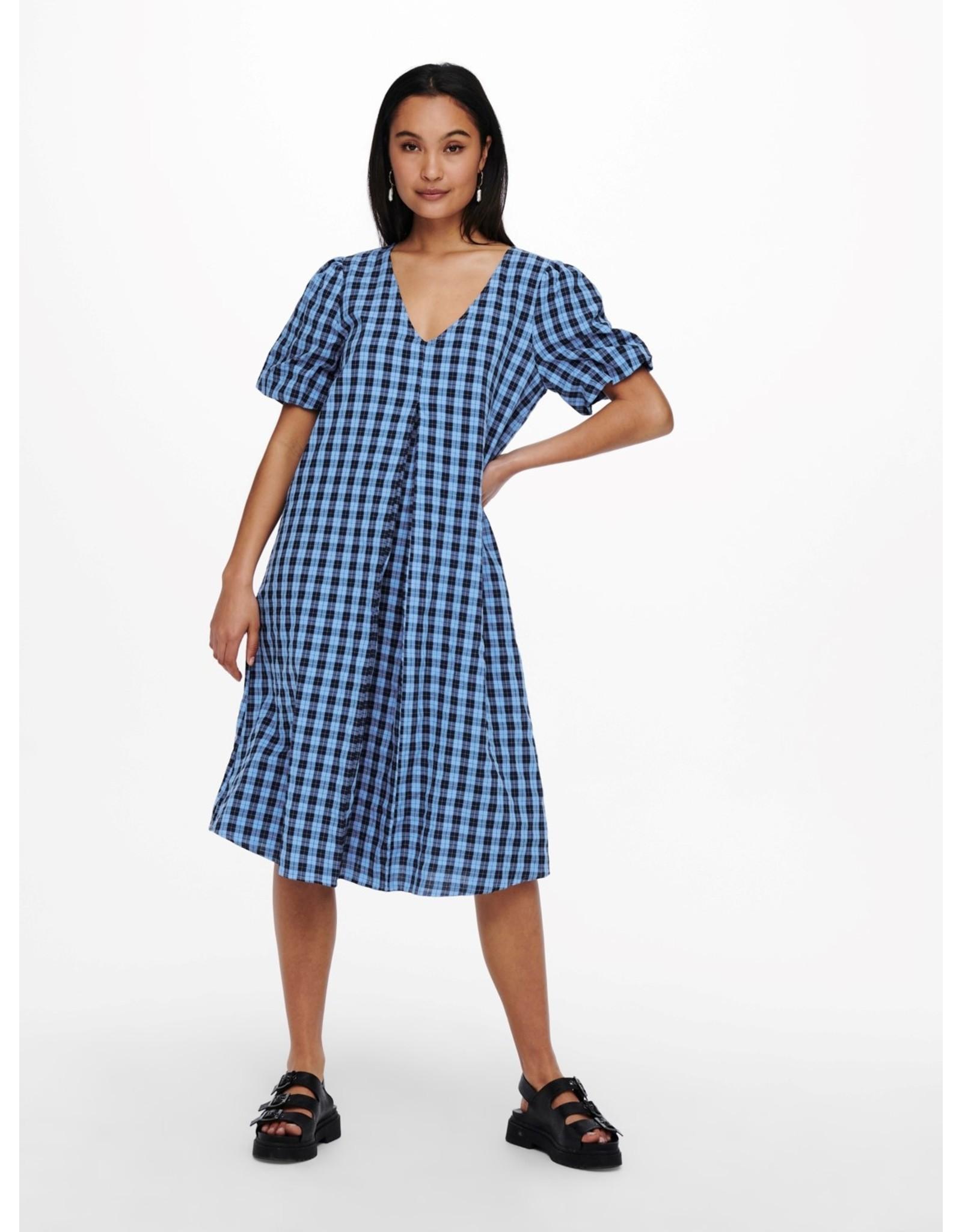 CHICK DRESS BLUE