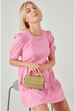 SHORT DRESS PINK