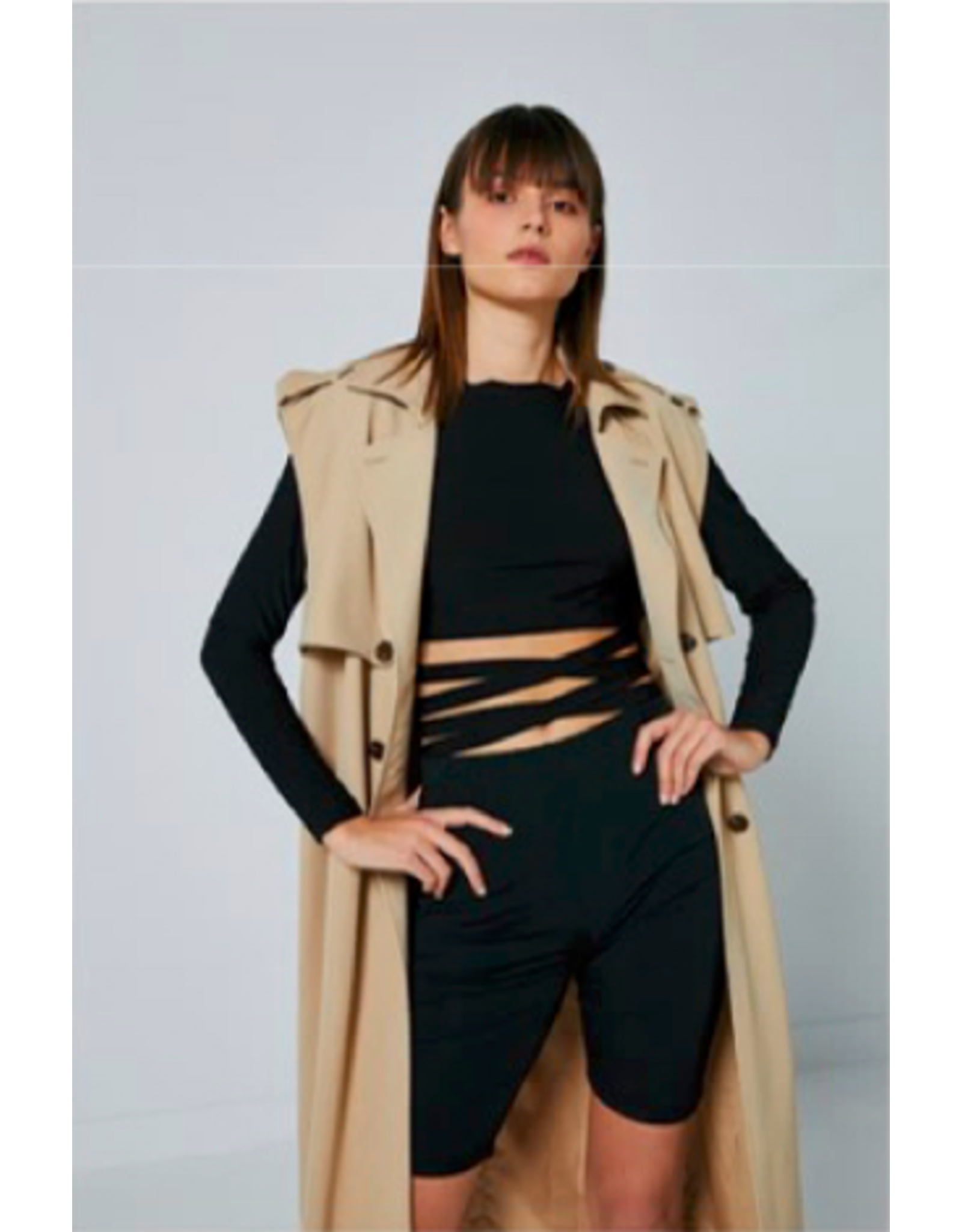 ELLY TRENCH-COAT BEIGE