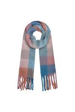 SCARF SQUARE BABY BLUE