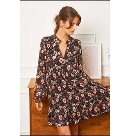 MILLA DRESS ROSE
