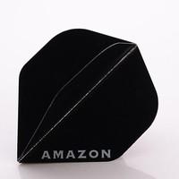 Ruthless Amazon 100 Transparant Black