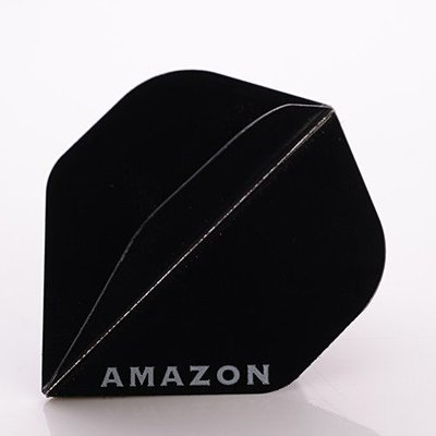 Amazon 100 Transparant Black