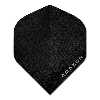 Amazon Pattern 100 Black