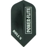 Bull's Bull's Powerflite - Solid Slimline Black