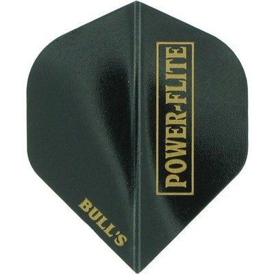 Bull's Powerflite Schwarz Gold