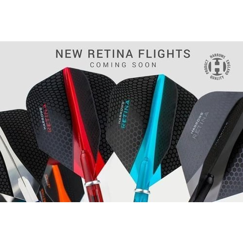 Harrows Harrows Retina Black