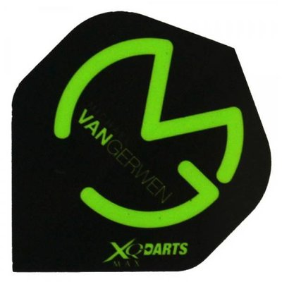 Michael van Gerwen Flight Black