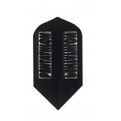 Pentathlon Slim Transparant Black