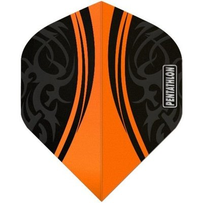 Pentathlon Tribal Clear Orange