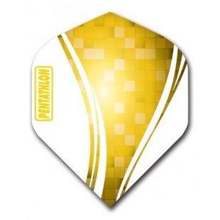 Pentathlon Vizion Swirl Yellow
