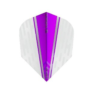 Target Vision Ultra White Wing Purple No.6
