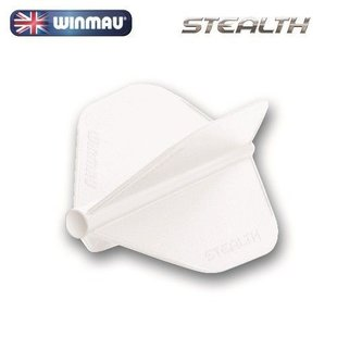 Winmau Stealth Flights White