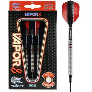 Target Vapor 8-02 55mm Soft Darts