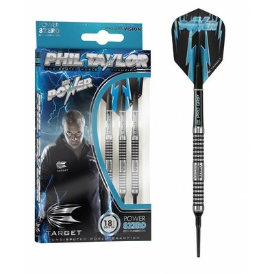 Phil Taylor Power 8ZERO 80% Softdarts