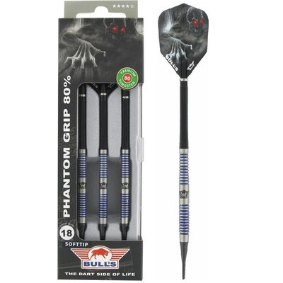 Bull's Phantom Grip Softdarts