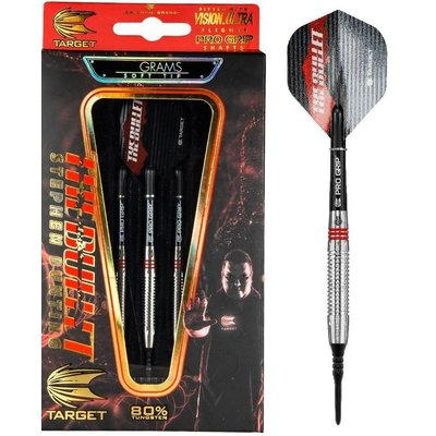 Target Stephen Bunting 80% Soft Darts