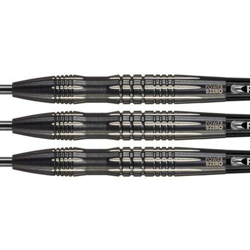 Target Phil Taylor Power 8ZERO Black Titanium 80% S2