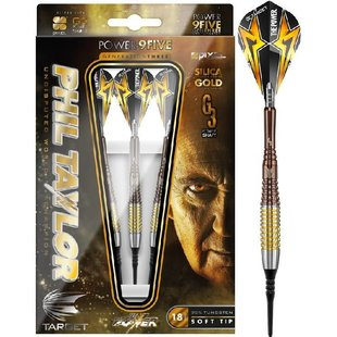 Phil Taylor Power 9FIVE Gen 3 95%  Soft Darts
