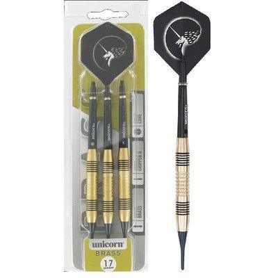 Unicorn Brass Core Soft Darts