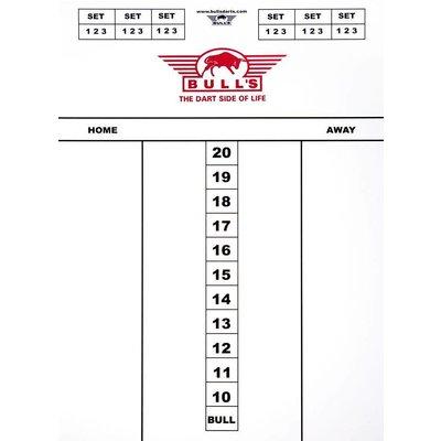 Darttel Flex 45x30 cm Scoreboard