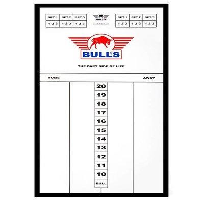 Styroles Scoreboard 60x30 cm