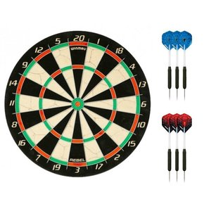 Winmau Rebel Dartset