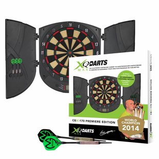 Michael van Gerwen Elektronisches Dartboard