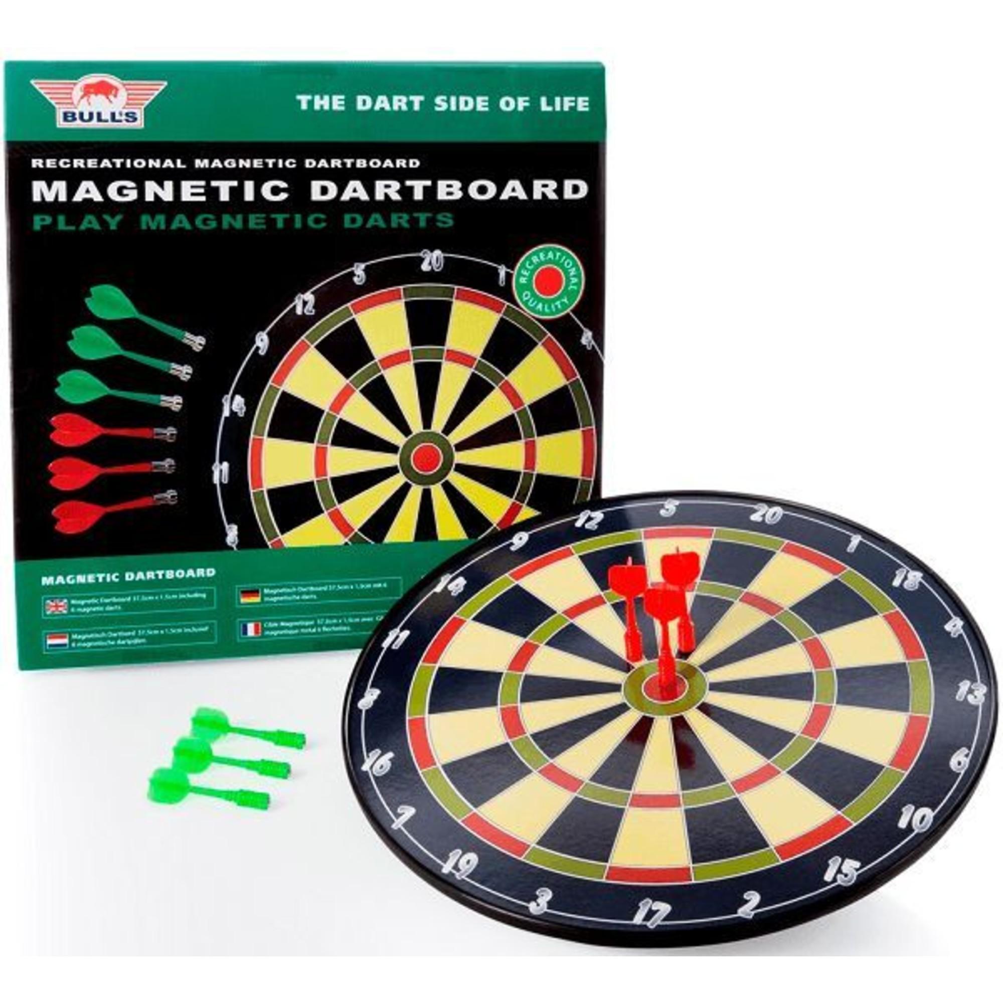 bull 39 s magnetic dartboard. Black Bedroom Furniture Sets. Home Design Ideas