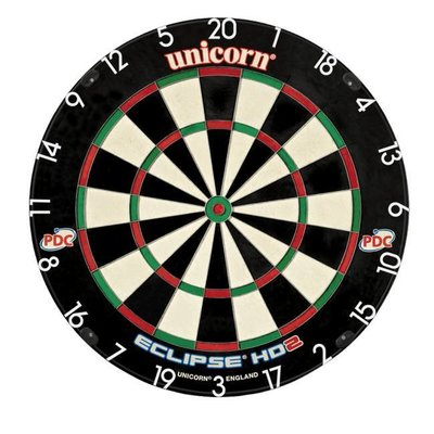Unicorn Eclipse HD2 PRO - TV Edition Dartboard