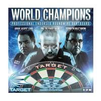 Target Target World Champions dartboard