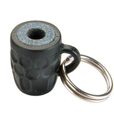 Dartshopper Schleifstein Schlüsselanhänger