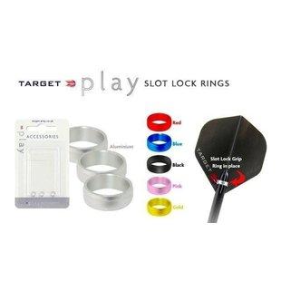 Target Slot Lock Ringe Colors