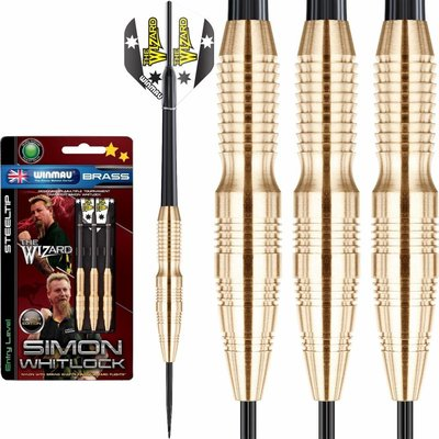 Winmau Simon Whitlock Brass