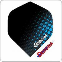 Dartshopper DSX Spotted Metal Blue